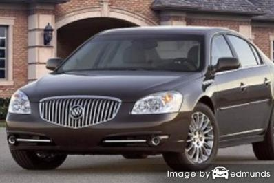 Insurance rates Buick Lucerne in Raleigh