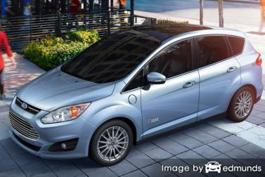 Insurance rates Ford C-Max Energi in Raleigh
