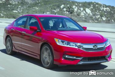 save  honda accord insurance  raleigh nc