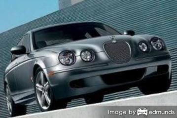 Insurance rates Jaguar S-Type in Raleigh