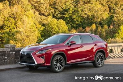 Discount Lexus RX 450h insurance