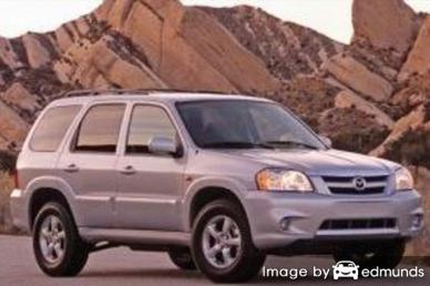 Discount Mazda Tribute insurance