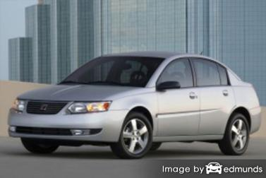 Insurance for Saturn Ion