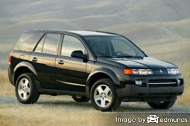 Insurance quote for Saturn VUE in Raleigh
