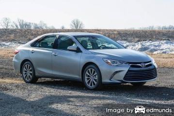 Insurance for Toyota Camry