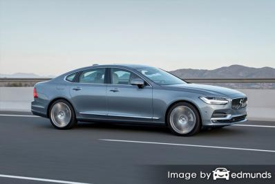 Insurance quote for Volvo S90 in Raleigh